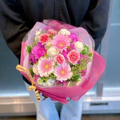 季節の花束 ブーケ S(生花)