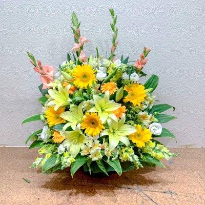 フラワーアレンジ L(生花)