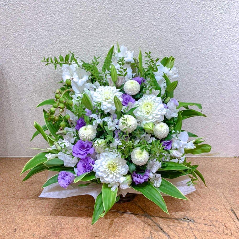 お悔やみ花・お供え花(中)