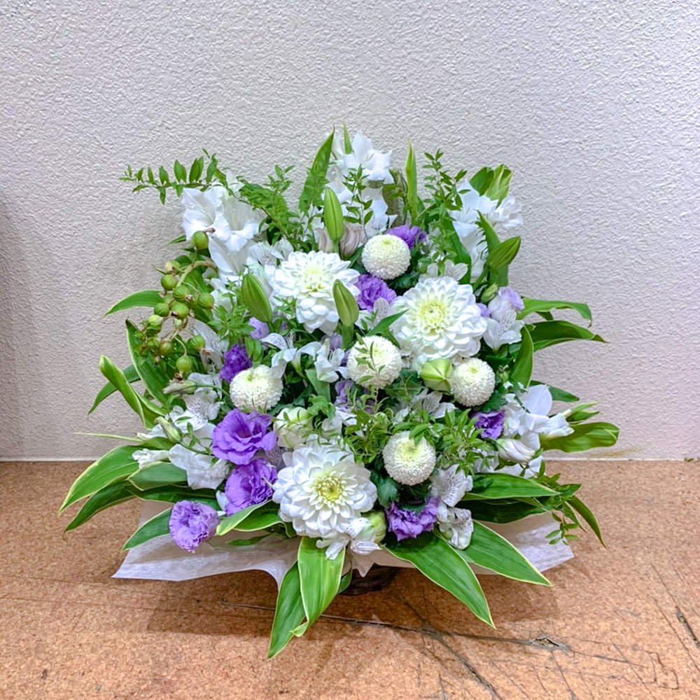 お悔やみ花・お供え花