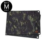 オレゴニアンキャンパー/防水グランドシート (M-HALF サイズ140×50cm) <ブラックカモ>