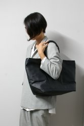 M.U.G(マグ) × PORTER/Grain PC Zip Tote Bag Large