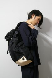 M.U.G(マグ) × PORTER/Louis Pc Back Pack Large/Black/Natural