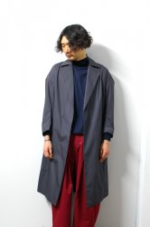 SHINYA KOZUKA(シンヤコズカ)/TRENCHISH(WEATHER CLOTH)/Charcoal