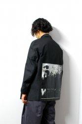 SHINYA KOZUKA(シンヤコズカ)/ANONYMOUS JACKET(WEATHER CLOTH)/Black
