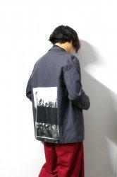 SHINYA KOZUKA(シンヤコズカ)/ANONYMOUS JACKET(WEATHER CLOTH)/Charcoal