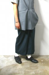 ETHOSENS(エトセンス)/Tropical baggy slacks/Green