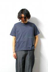 SHINYA KOZUKA(シンヤコズカ)/TACTICAL TEE/Charcoal