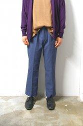 URU(ウル)/COTTON EASY PANTS/Gray