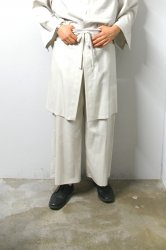 ETHOSENS(エトセンス)/Layer pants/Gureju