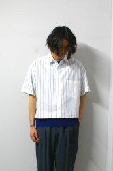 URU(ウル)/COTTON S/S SHIRTS/Stripe