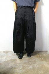 SHINYAKOZUKA(シンヤコズカ)/BAGGY with Dickies/Black