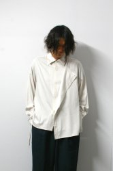 ETHOSENS(エトセンス)/Venetian layers shirt/Gureju