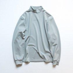 stein(シュタイン)/OVERSIZED HIGH NECK LS/P.Gray