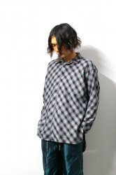 SHINYAKOZUKA(シンヤコズカ)/CLASSIC SHIRT/Grey