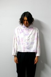 URU(ウル)/SHORT LENGTH SHIRTS(TYPE B)/Tye dye