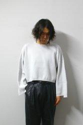 stein(シュタイン)/EX SLEEVE KNIT LS/Sp.Gray