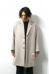 LIBERUM(リベルム)/FARBEN chester coat/L.Gray