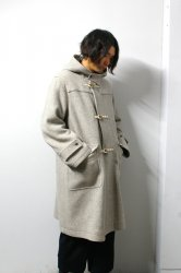 URU(ウル)/DUFFLE COAT(TYPE A)/Gray