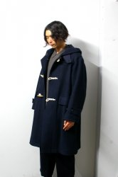 URU(ウル)/DUFFLE COAT(TYPE B)/Navy
