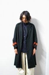 SHINYAKOZUKA(シンヤコズカ)/TRENCH-ISH/Black