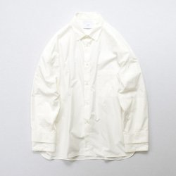 stein(シュタイン)/OVERSIZED DOWN PATTERN SHIRT/Off