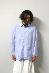 SHINYAKOZUKA(シンヤコズカ)/CLASSIC SHIRT/Thick stripe