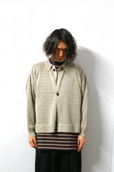 <img class='new_mark_img1' src='https://img.shop-pro.jp/img/new/icons16.gif' style='border:none;display:inline;margin:0px;padding:0px;width:auto;' />URU(ウル)/KNIT CARDIGAN/Beige