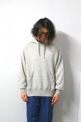 URU(ウル)/SWEAT HOODIE/Ocean Gray