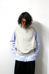 URU(ウル)/N/S SWEAT SHIRTS/Ocean Gray