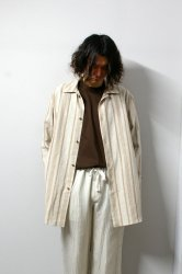 URU(ウル)/LONG OVER L/S SHIRTS/Caramel
