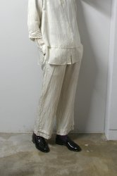 URU(ウル)/EASY PANTS/Stripe