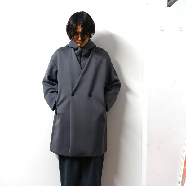 ETHOSENS(エトセンス)/Wetsuits coat/Gray