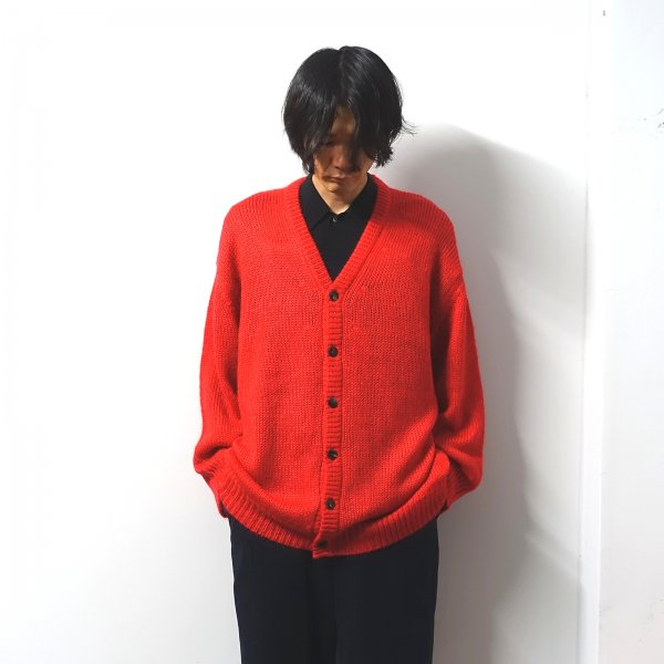 <img class='new_mark_img1' src='https://img.shop-pro.jp/img/new/icons13.gif' style='border:none;display:inline;margin:0px;padding:0px;width:auto;' />URU(ウル)/CARDIGAN/Red