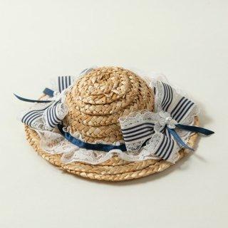 夢みるかわいい麦わら帽