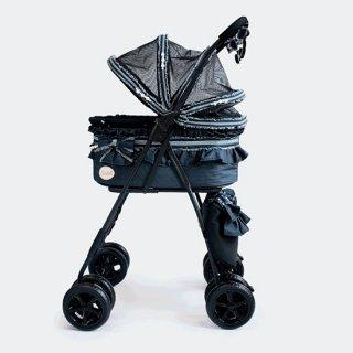 Caninangeコラボレーションカート「High waist fringe denim(ハイウエストフリンジデニム)」ミアキスフレームセット