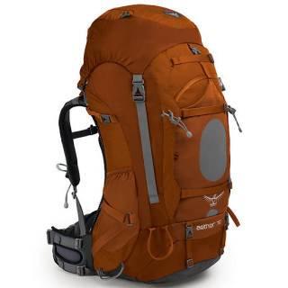 【クリックで詳細表示】オスプレイ イーサー 70 バックパック Osprey Aether 70 Pack XLサイズ マグマオレンジ