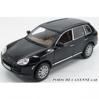 PORSCHE CAYENNE 2008 1/18 Maisto ポルシェ カイエン /Black MET/ミニカー/ダイキャストカー