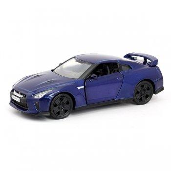 ニッサン GT-R  キャストワールド  プルバックミニカー ダイキャストミニカー ジョーゼン