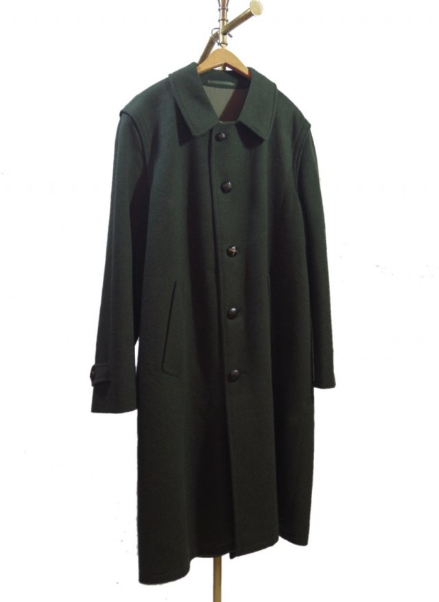 Vintage  Loden Coat <img class='new_mark_img2' src='https://img.shop-pro.jp/img/new/icons8.gif' style='border:none;display:inline;margin:0px;padding:0px;width:auto;' />