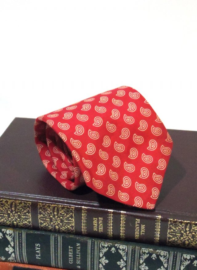 60's Vintage Neck Tie BROOKS BROTHERS MAKERS<img class='new_mark_img2' src='https://img.shop-pro.jp/img/new/icons8.gif' style='border:none;display:inline;margin:0px;padding:0px;width:auto;' />