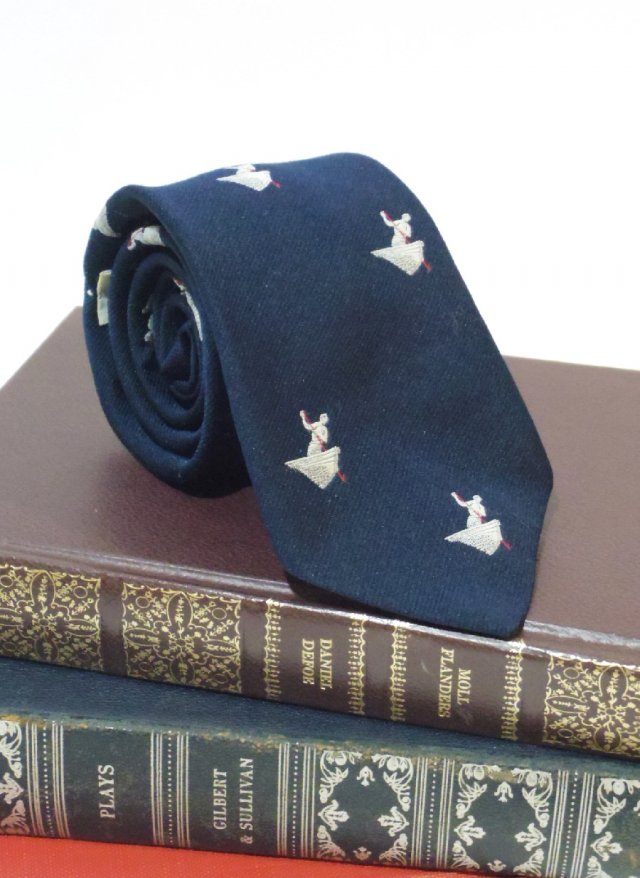 USA Vintage Crest Neck Tie Puritan CAPE COD<img class='new_mark_img2' src='https://img.shop-pro.jp/img/new/icons8.gif' style='border:none;display:inline;margin:0px;padding:0px;width:auto;' />