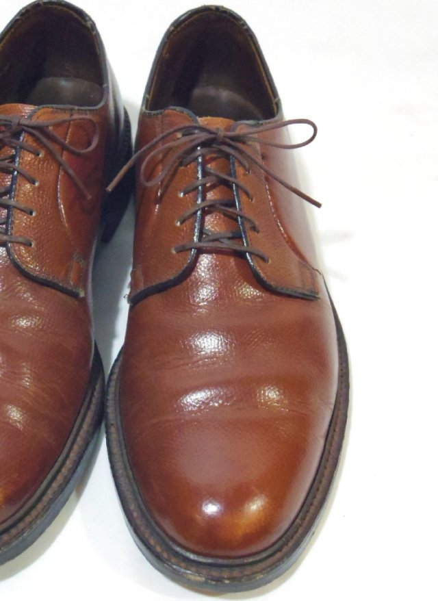 Vintage USA【FILENE'S】Calf  Leather Shoes     NO.646<img class='new_mark_img2' src='https://img.shop-pro.jp/img/new/icons8.gif' style='border:none;display:inline;margin:0px;padding:0px;width:auto;' />