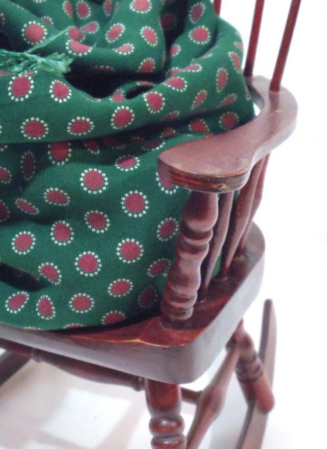 UK 60's Vintage Tootal Scarf    N0.836