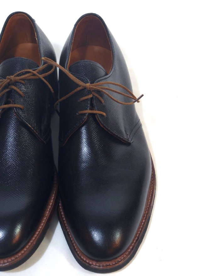 NEW USA【Alden】Aberdeen command Plain Toe Leather Shoes<img class='new_mark_img2' src='https://img.shop-pro.jp/img/new/icons8.gif' style='border:none;display:inline;margin:0px;padding:0px;width:auto;' />