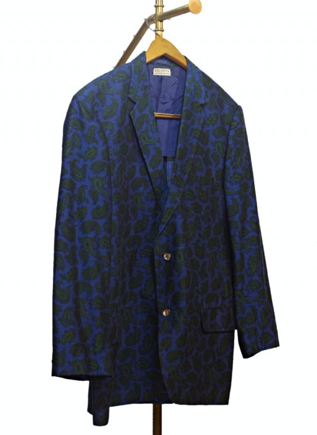 80's USA Vintage Liberty of London Paisley Cotton Jacket  <img class='new_mark_img2' src='https://img.shop-pro.jp/img/new/icons8.gif' style='border:none;display:inline;margin:0px;padding:0px;width:auto;' />