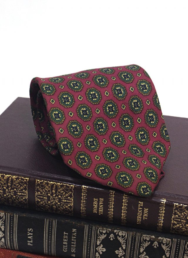 80's USA Vintage Neck Tie LIBERTY OF LONDON<img class='new_mark_img2' src='https://img.shop-pro.jp/img/new/icons8.gif' style='border:none;display:inline;margin:0px;padding:0px;width:auto;' />