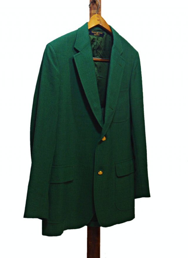 USA BROOKS BROTHERS 346  Vintage Wool Blazer Jacket  #284<img class='new_mark_img2' src='https://img.shop-pro.jp/img/new/icons8.gif' style='border:none;display:inline;margin:0px;padding:0px;width:auto;' />