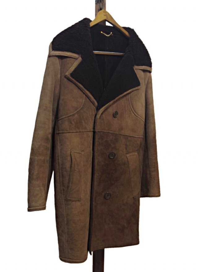 70's SCO Vintage ANTARTEX LOCH LOMOND Lambskin Double mouton RanchCoat #225<img class='new_mark_img2' src='https://img.shop-pro.jp/img/new/icons8.gif' style='border:none;display:inline;margin:0px;padding:0px;width:auto;' />
