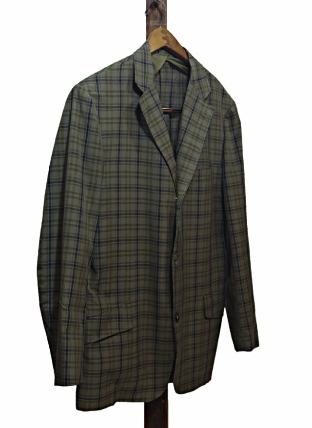 Re standard Vintage  50's USA Check Jacket Bamberger's     JK-0053<img class='new_mark_img2' src='https://img.shop-pro.jp/img/new/icons8.gif' style='border:none;display:inline;margin:0px;padding:0px;width:auto;' />